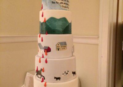 grandma moses museum cake full