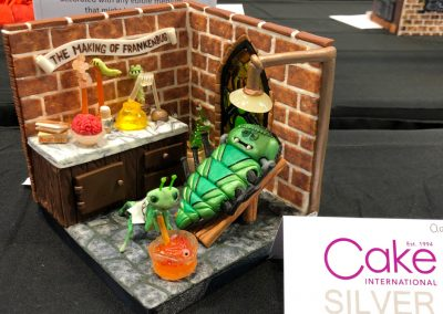 entry for Cake International 2019